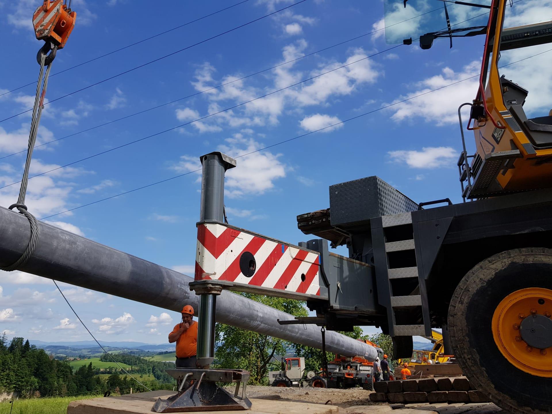 Spezialtransporte Turbenthal Jucker AG