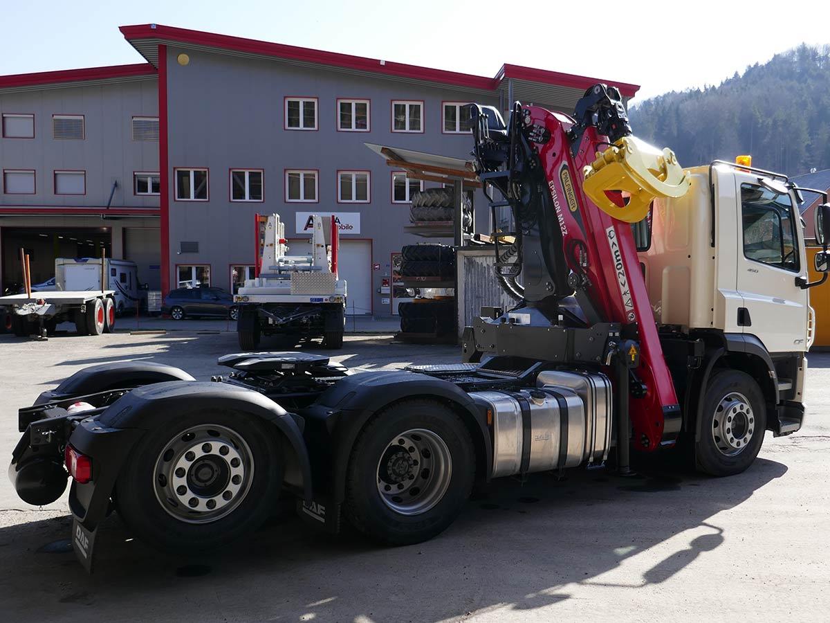 LKW Aufbauten Spezialaufbauten Palfinger
